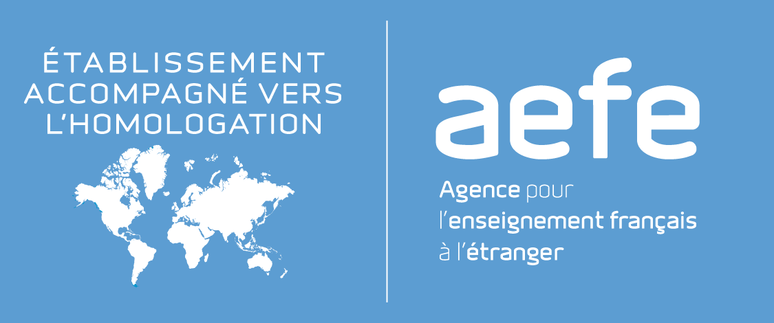 AEFE - Establishment accompanied towards approval